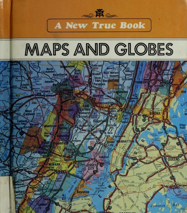 Maps and globes by Ray Broekel